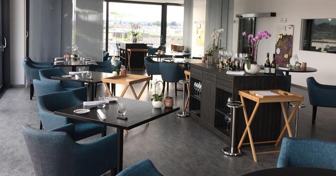 restaurant restaurant 360 limburg an der lahn restaurantf hrer gusto. Black Bedroom Furniture Sets. Home Design Ideas