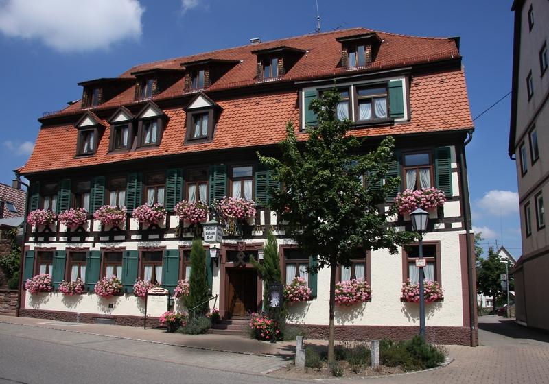 Ochsen Post Hotel Tiefenbronn