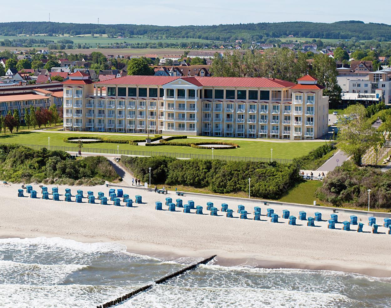 Kuhlungsborn Hotel  Sterne