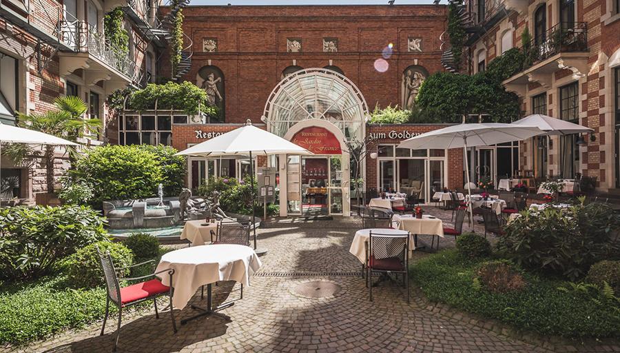 Italienisches Restaurant Baden Baden