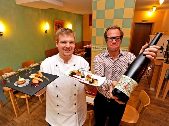 Koch kellner gusto der kulinarische reisef hrer for Koch und kellner