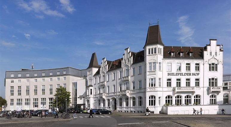 Restaurant geistreich bielefeld restaurantf hrer gusto for Hotel bremen bielefeld
